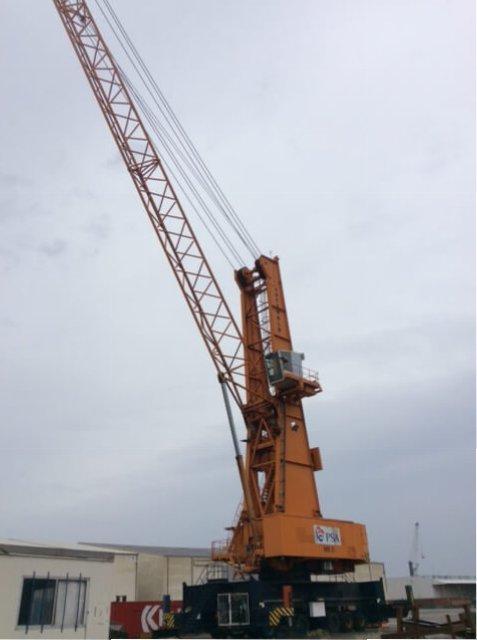 TE KOOP: 100 tons Gottwald