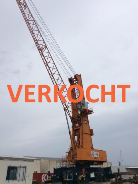 VERKOCHT: Gottwald 100 tons
